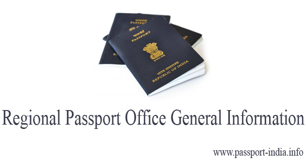 Regional Passport Office Trivandrum